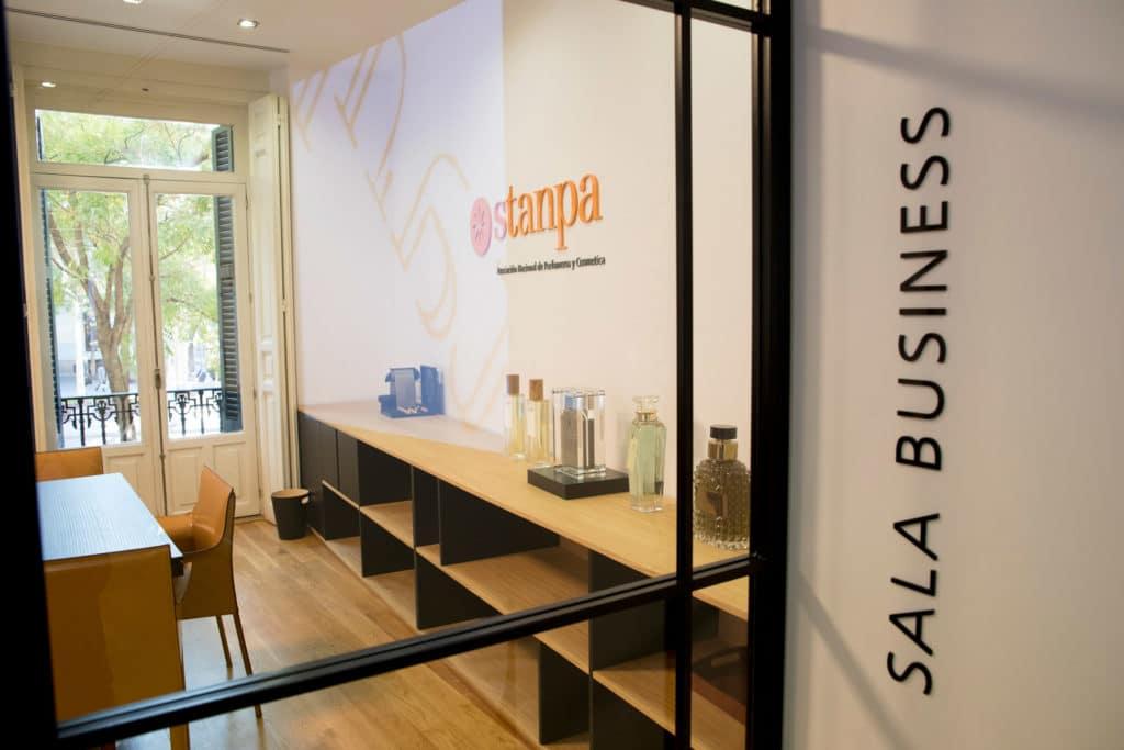 Fotografías Stanpa Sala Business