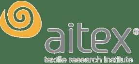 Logotipo de AITEX – ASOC. DE INVESTIGACIÓN DE LA INDUSTRIA TEXTIL
