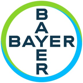 Logotipo de BAYER HISPANIA