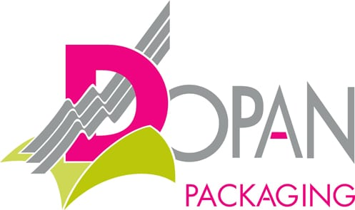 Logotipo de DOPAN PACKAGING