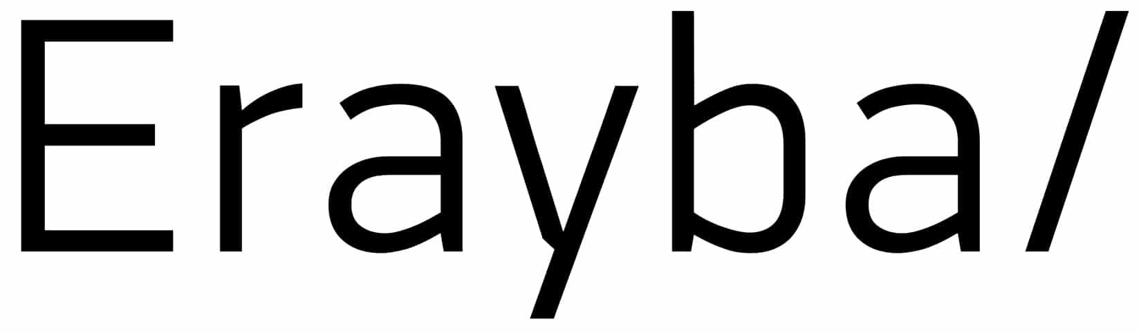 Logotipo de ERAYBA COSMETICS, S. A.
