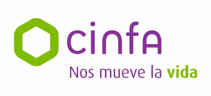 Logotipo de LABº CINFA