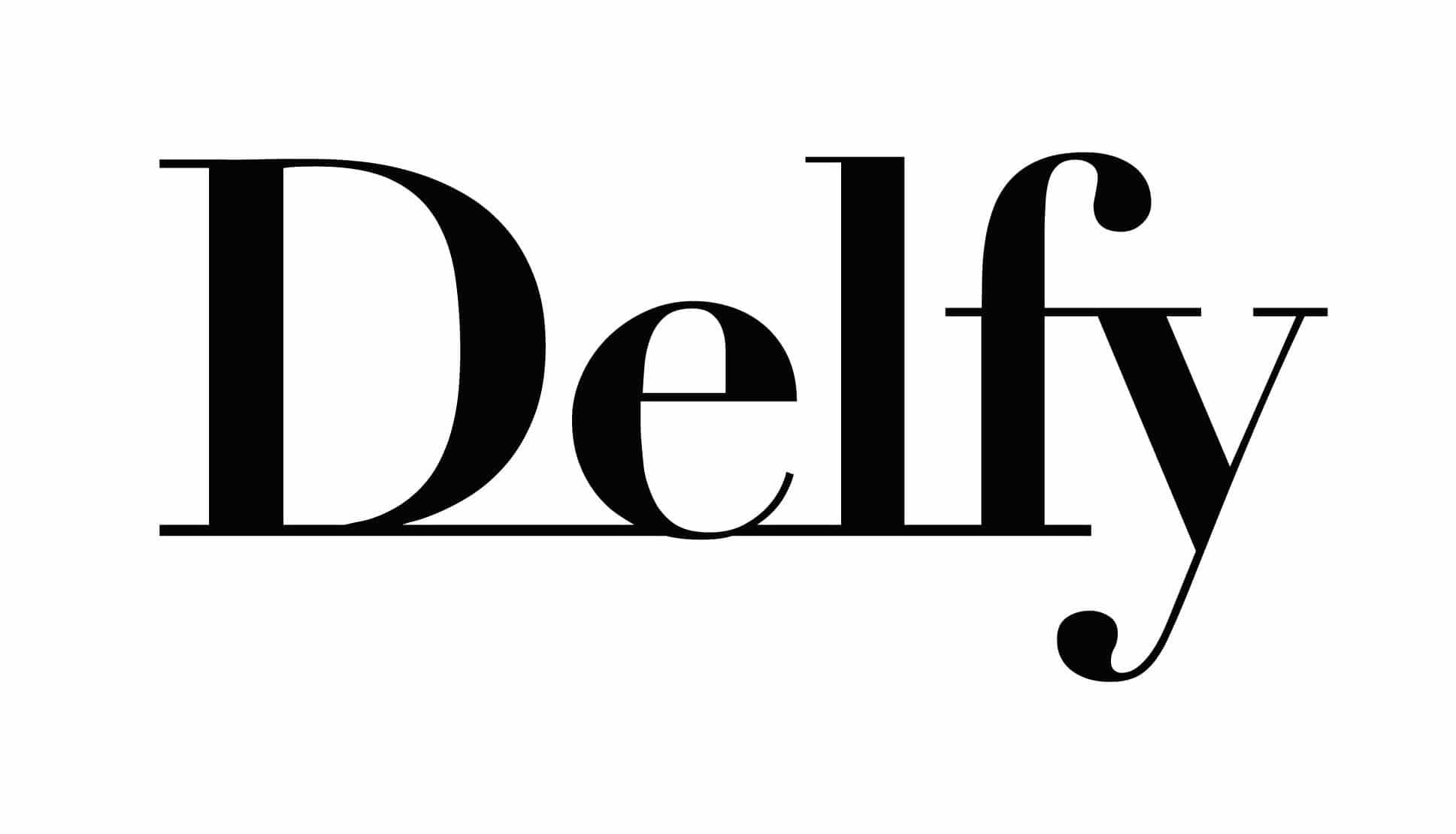 Logotipo de DELPHY COSMETICS