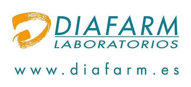 Logotipo de LABº DIAFARM