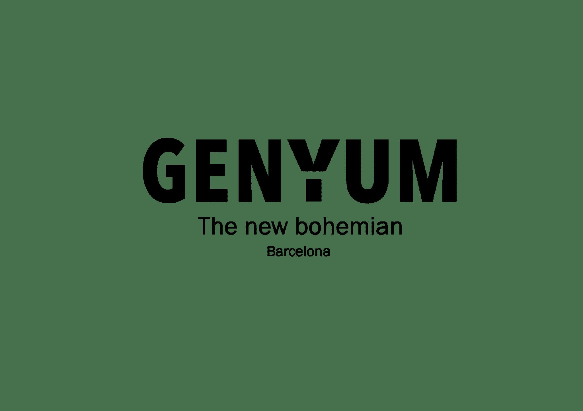Logotipo de GENYUM