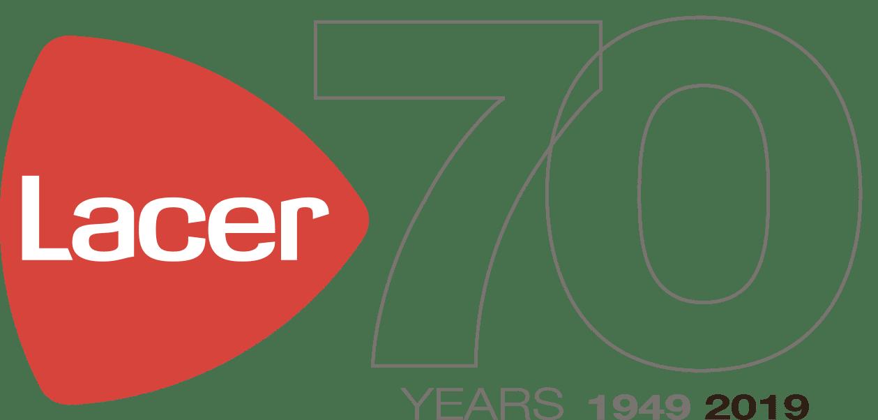 Logotipo de LACER, S. A.