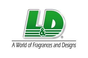 Logotipo de L&D AROMATICOS