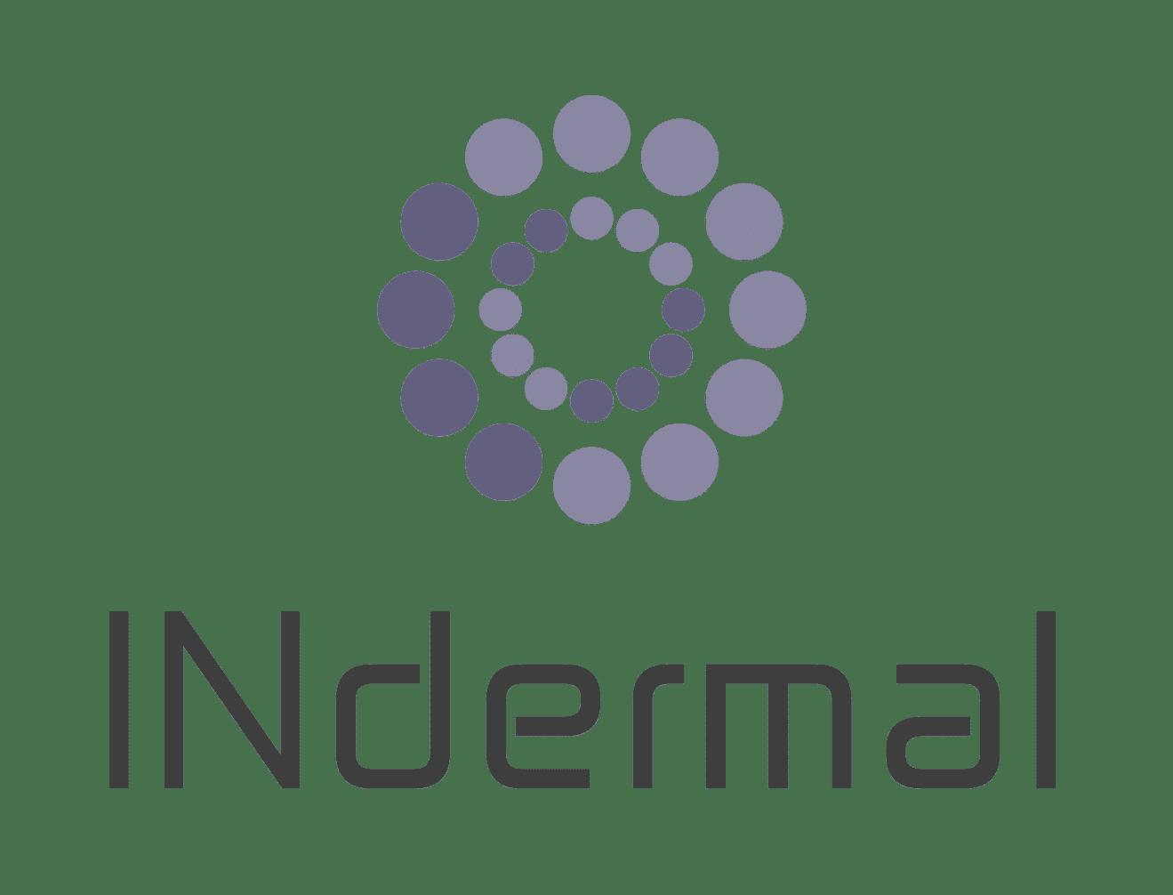 Logotipo de INdermal