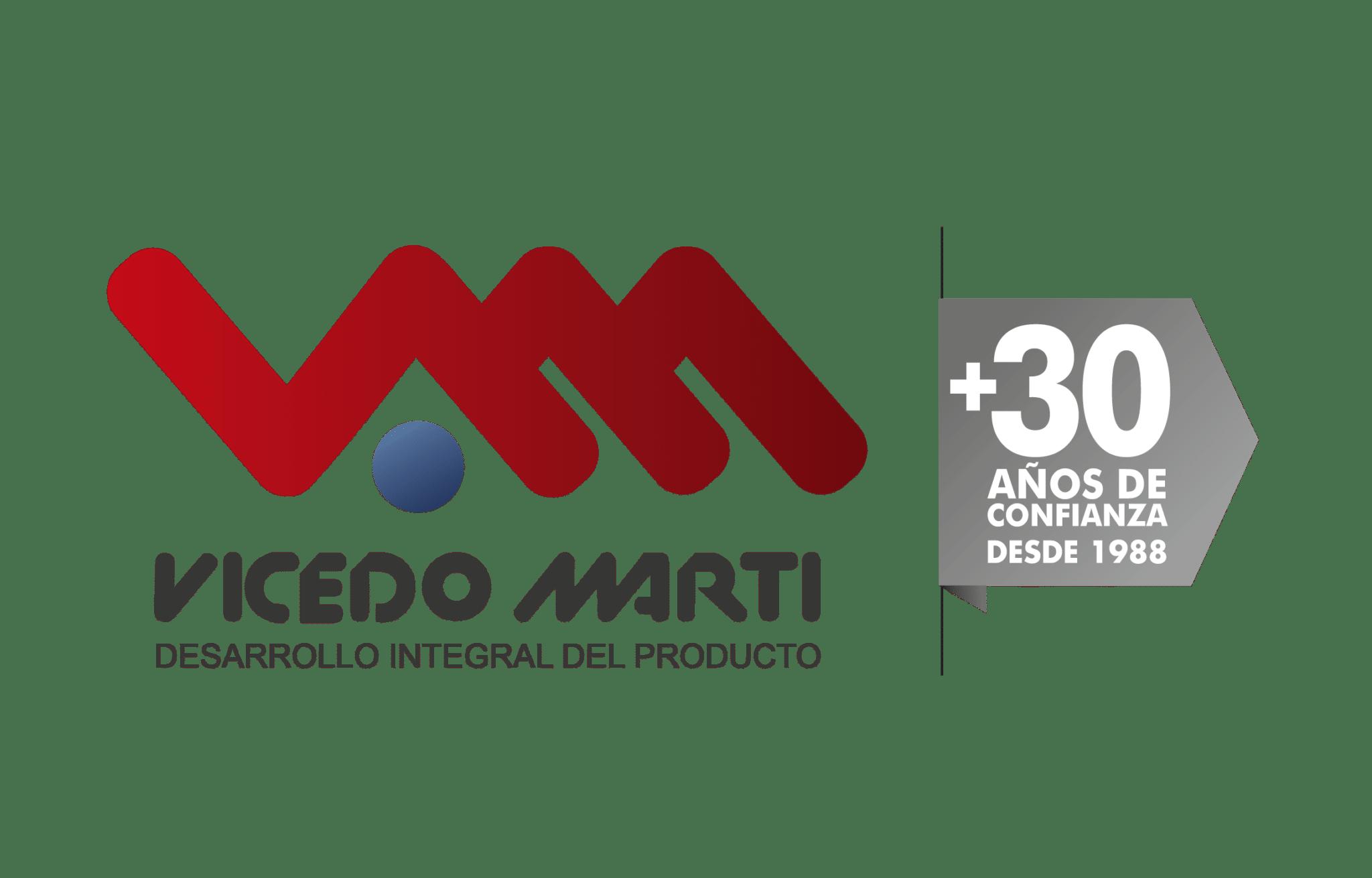 Logotipo de VICEDO MARTI
